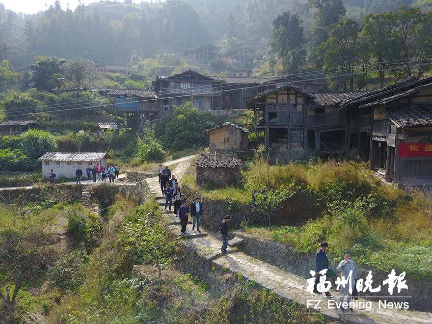 永泰山寨村挂职书记眼中的遗世独立风景_福州市永泰县