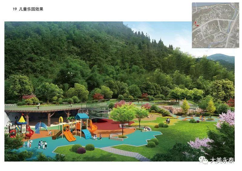好消息!永泰将新增3000多平方米的儿童游乐区域