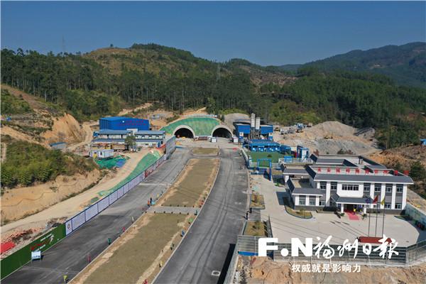 永泰城区二环路有望明年1月全线通车