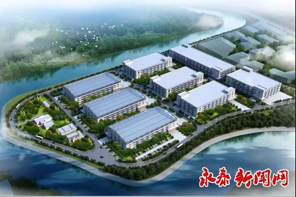永泰塘前绿色食品产业园建设全面推进 有望明年1月份竣工验收