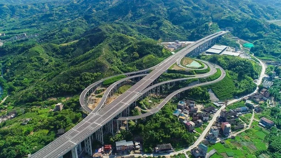 莆炎高速福州段今日通车!古镇嵩口跨入高速时代!