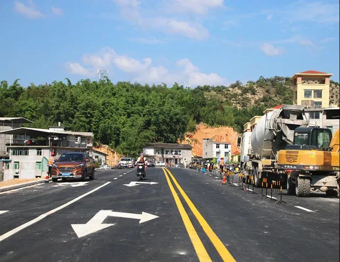 城市次干路!永泰城区这个路段本月底完工!