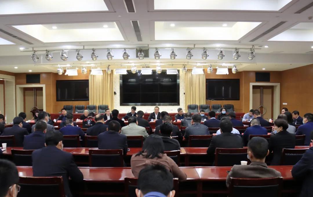 2021年永泰县企业家代表座谈会召开